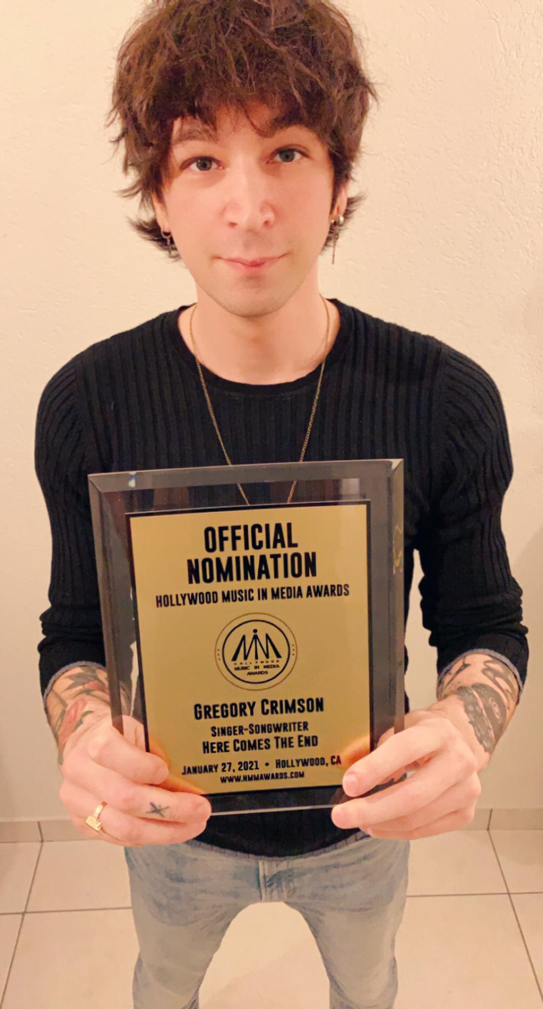 Greg Award